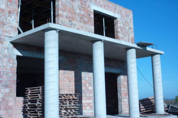 монолітно-каркасне будівництво