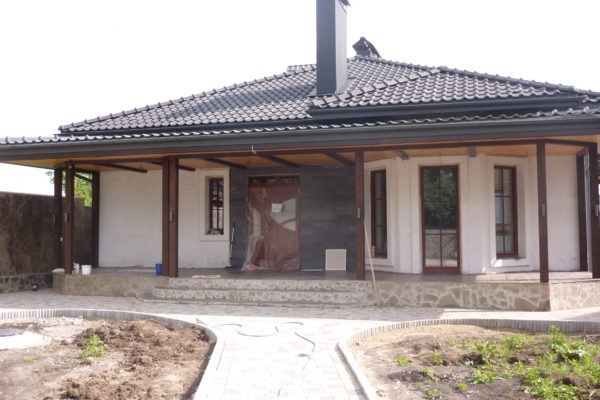 Будівництво одноповерхового будинку
