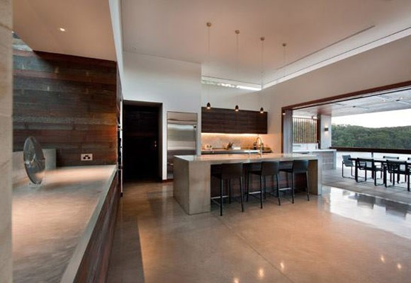 бетонна підлога