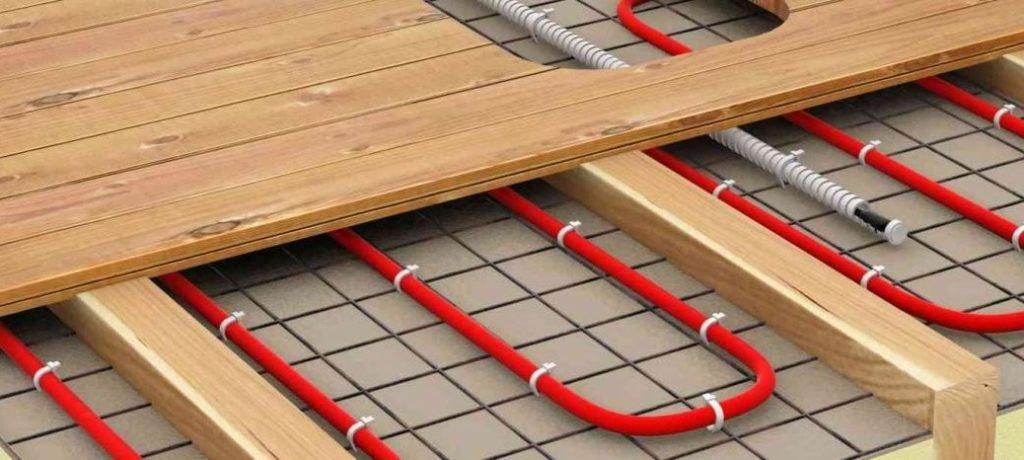тепла підлога рівне ціна