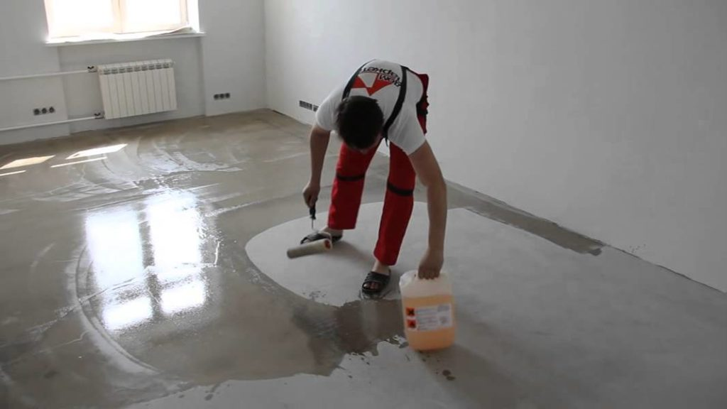 стяжка підлоги рівне