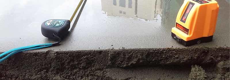 бетонна стяжка підлоги ціна