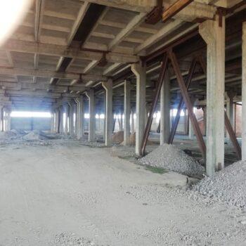 Бетонні промислові підлоги