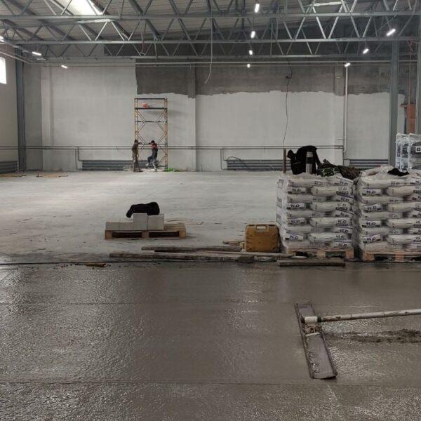 Влаштування бетонної пілоги, Броди
