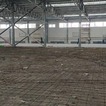 Промислові підлоги Рівне