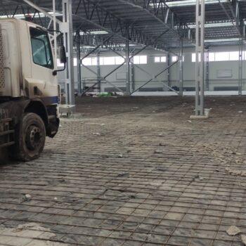 Армування підлоги